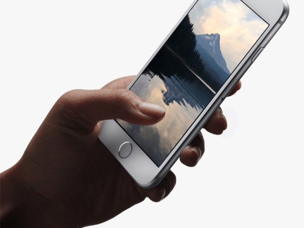 iPhone 6sのpeekとpop